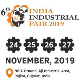 India Industrial Fair 2019   Organized By Laghu Udyog Bharati