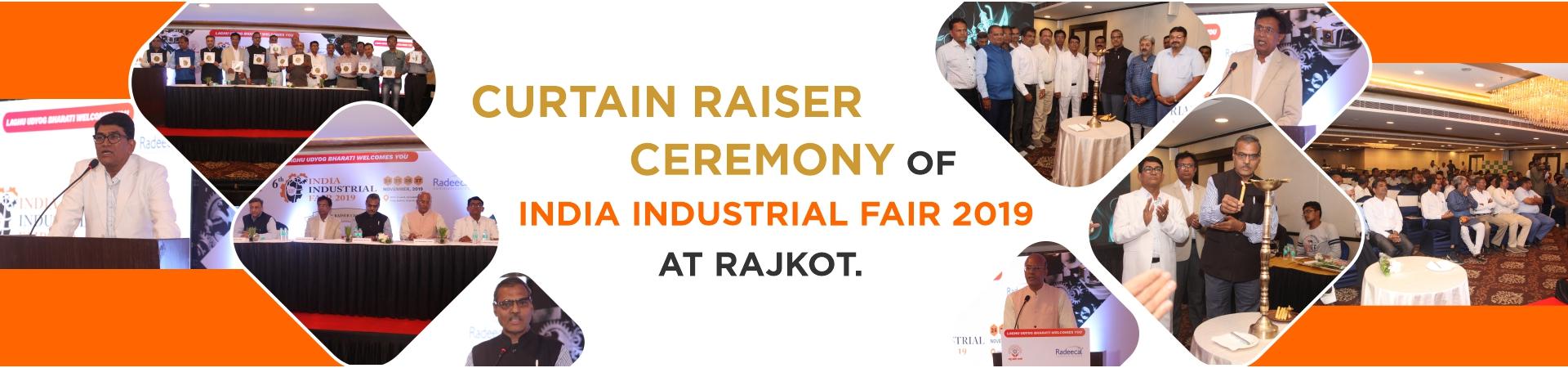 India Industrial Fair 2019   Organized By Laghu Udyog